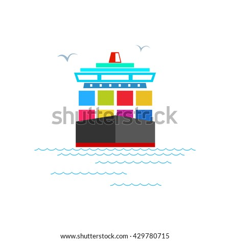 cargo ship front stock photos royaltyfree images