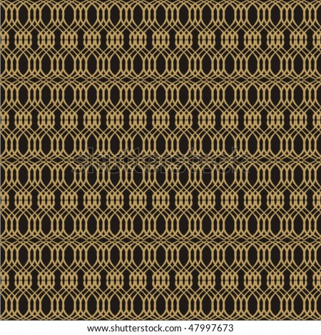fully editable vector illustration seamless pattern
