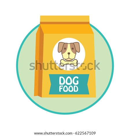 Dog Food Bag Stock Images, Royalty-Free Images & Vectors ...