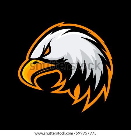 Eagle Basketball Logo Design