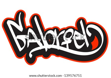 Gabe in Graffiti Style Names