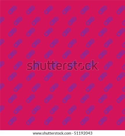 Gamepad vector background. - stock vector