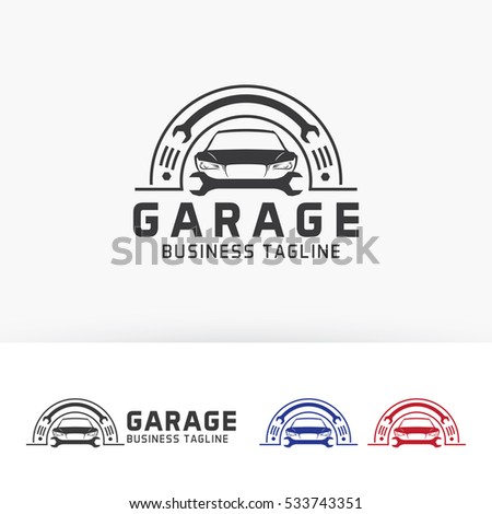 Image Result For Car Garage Flat Tire