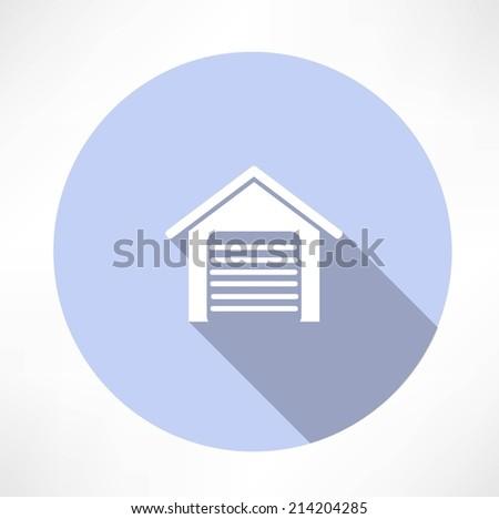 Garage door stock illustrations amp cartoons shutterstock