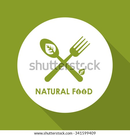 Gastronomy and restaurant graphic design, vector illustration eps10  - stock vector
