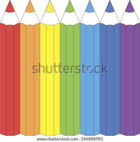 gay life vector; rainbow people vector; gay pairs; homosexual pairs; homosexual life; easy to edit - stock vector