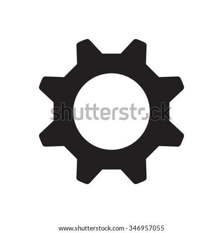 gear Icon JPG, gear Icon Graphic, gear Icon Picture, gear Icon EPS, gear Icon AI, gear Icon JPEG, gear Icon Art, gear Icon, gear Icon Vector - stock vector