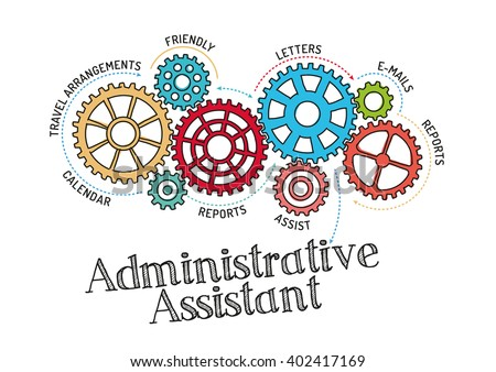 administrative assistant stock images royalty free images