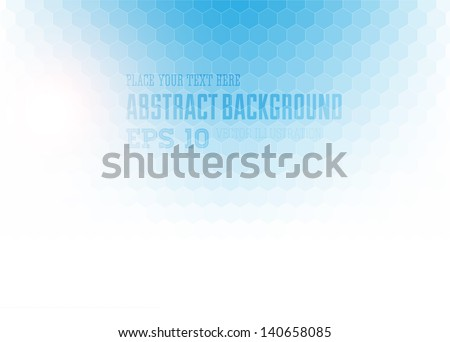 Geometric abstract background for modern design - stock vector