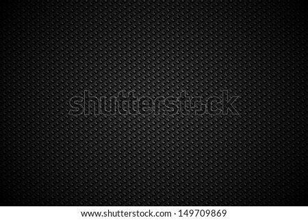 Geometric abstract background in dark colors, industrial vector background