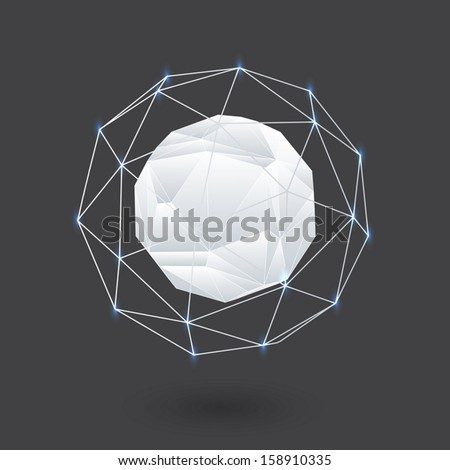abstract geometric octagon shape - photo #11