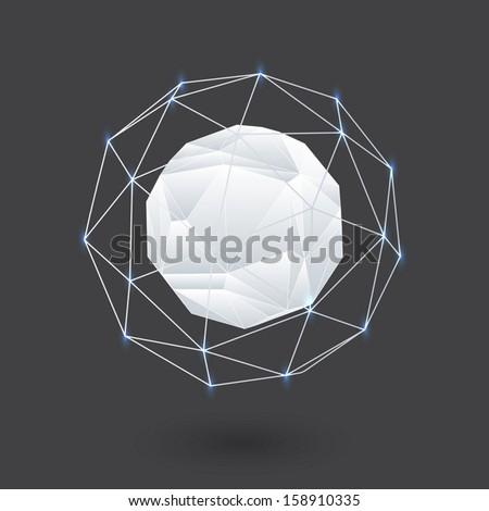 abstract geometric octagon shape - photo #11