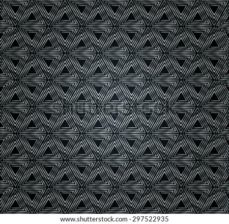 Geometric background template triangle abstract design pattern