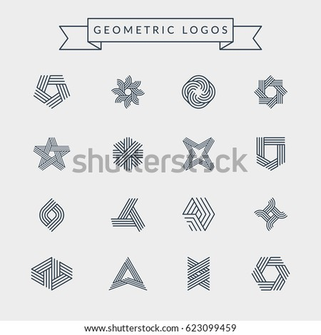 Geometric Logo Stock Images, Royalty-Free Images & Vectors ...
