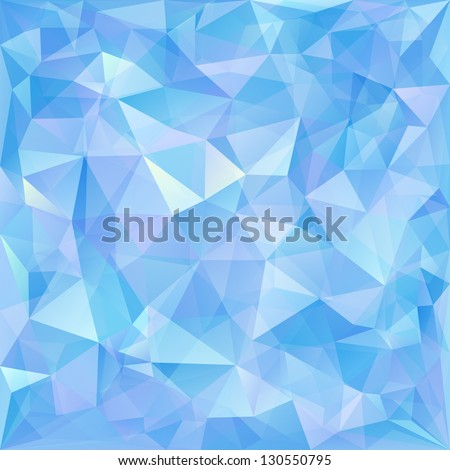 Geometric pattern, triangles background. Eps10 vector illustration - stock vector