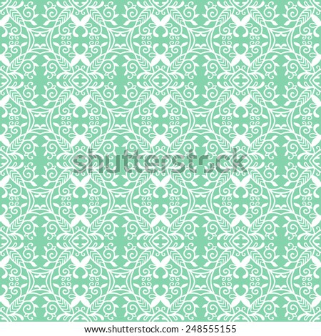 Geometric seamless background. Hand drawn pattern. Can be used for card design, wallpaper, pattern fills, web page background, surface textures - stock vector
