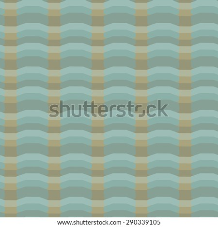 geometric seamless pattern abstract with the transition color - vector illustration