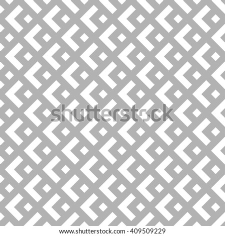 Geometric seamless pattern. Simple regular pattern background. Vector illustration of pattern composition - stock vector