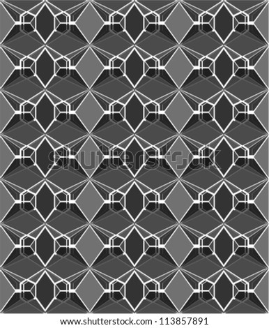 Geometric style wallpaper & background