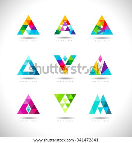 Triangle Logo Stock Photos Images Pictures Shutterstock
