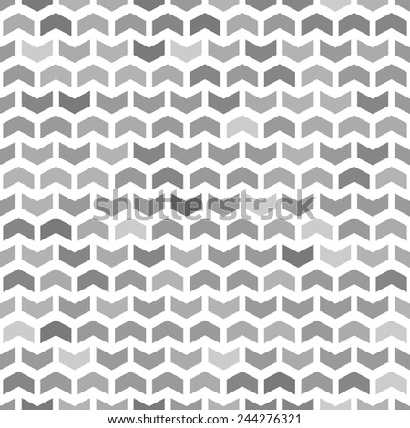Geometric vector pattern with triangular elements. Seamless abstract texture for wallpapers and backgrounds - stock vector