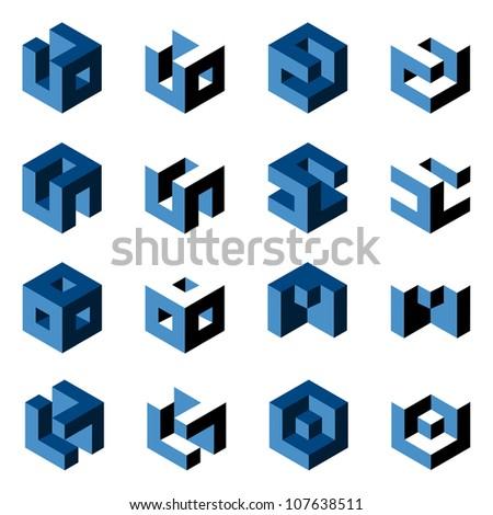 geometry - stock vector