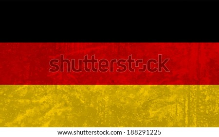 Germany, German flag texture background vector illustration