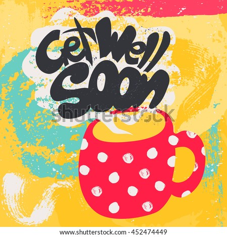 Get Well Soon Card Stock Images, Royalty-Free Images & Vectors ...