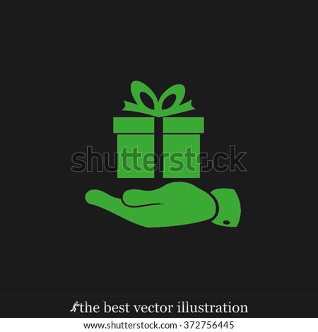 gift box icon eps, gift box icon illustration, gift box icon picture, gift box icon flat, gift box  web icon, gift box icon art, gift box  icon drawing, gift box icon, gift box icon jpg - stock vector - stock vector