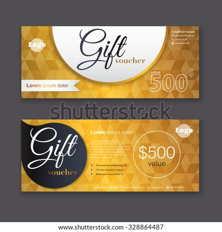 love bird gift certificate template