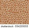 giraffe texture pattern...