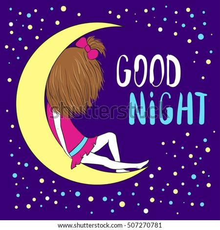 Good Night Sleep Stock...