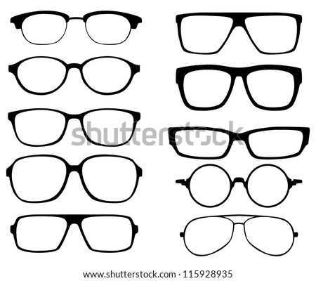 cool optical frames  Eyeglasses Stock Images, Royalty-Free Images \u0026 Vectors