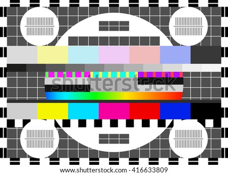 Glitch digital image data distortion. The loss of the television signal corrupted image. Chaos aesthetics of signal error. Digital decay. Digital background . - stock vector