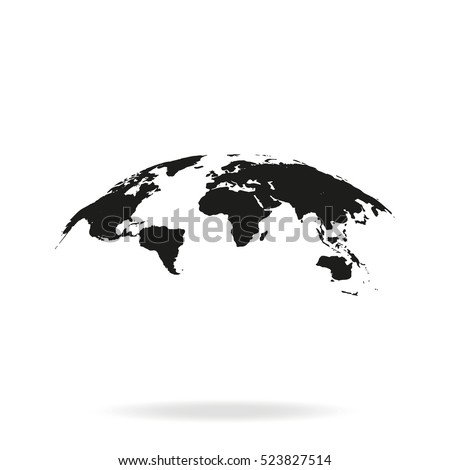 Global world map vector icon isolated vectores en stock 523827514 global world map vector icon isolated vectores en stock 523827514 shutterstock gumiabroncs Image collections