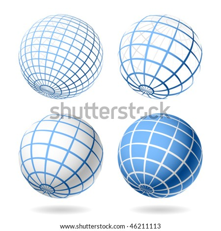 Earth Grid Stock Photos, Images, & Pictures | Shutterstock