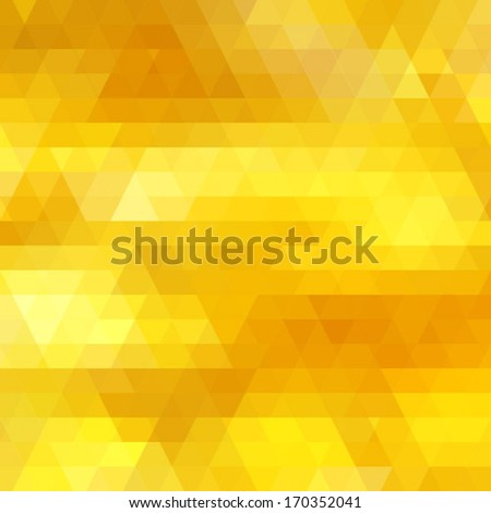 gold abstract background - stock vector