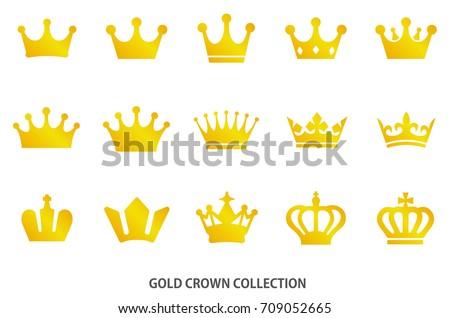 31026 M Rank Gold Crown