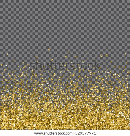 Gold glitter background gold sparkles on stock vector 529577971 gold glitter background gold sparkles on chechered background creative invitation for party holiday stopboris Images