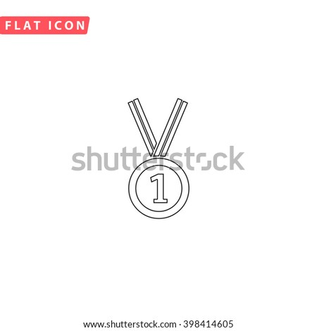Gold medal Icon Vector. Gold medal Icon JPEG. Gold medal Icon Picture. Gold medal Icon Image. Gold medal Icon Art. Gold medal Icon JPG. Gold medal Icon EPS. Gold medal Icon AI. Gold medal Icon Drawing - stock vector