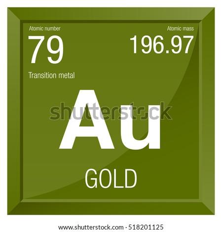 Gold symbol element number 79 periodic stock vector 518201125 gold symbol element number 79 of the periodic table of the elements chemistry urtaz Choice Image