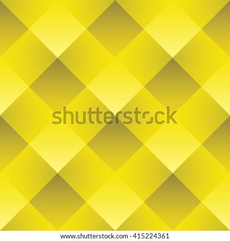 Golden seamless background that will tile with no gaps - stock vector