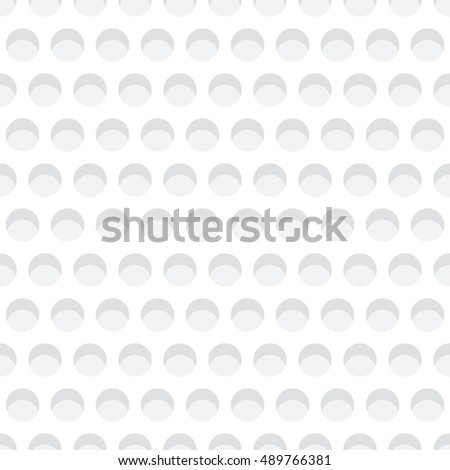 golf ball texture seamless vector pattern stock vector