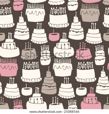 Gooey Birthday Pattern