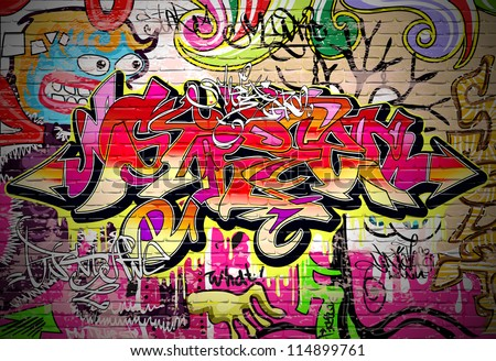 graffiti background stock images royalty free images