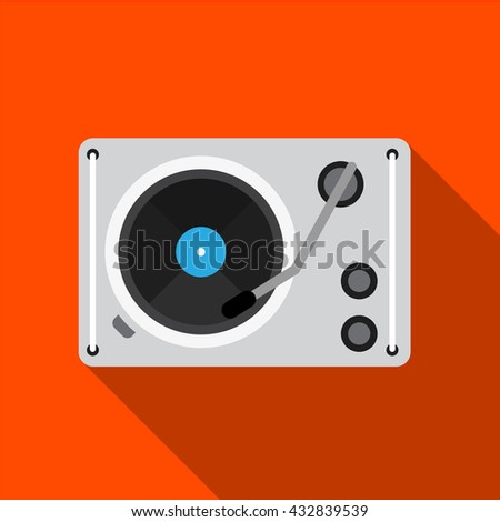 Gramophone Icon, Gramophone Icon Eps10, Gramophone Icon Vector, Gramophone Icon Eps, Gramophone Icon Jpg, Gramophone Icon, Gramophone Icon Flat, Gramophone Icon App, Gramophone Icon Web - stock vector