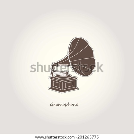 how to set up a gramaphone
