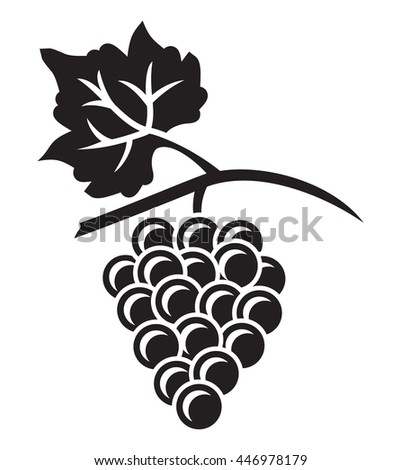 grape vector icon