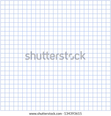 graph paper illustrator background eps10 - stock vector