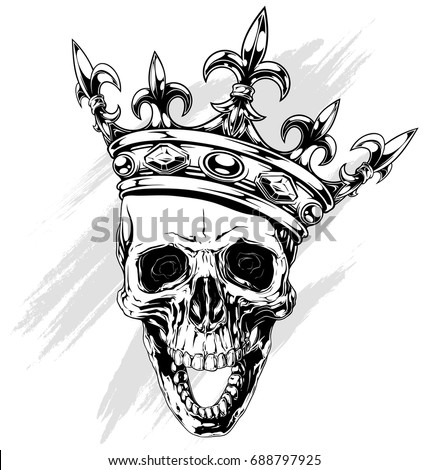 Gothic Crown Drawing Www Pixshark Com Images Galleries With A Bite